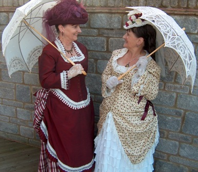 Custom made Victorian Ensembles / {Location}: Ladies Wear\\n\\n9/23/2011 12:44 PM