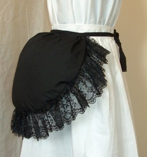 Ladies Underskirt Padded Bustle with Lace trim. / {Location}: Ladies Accessories\\n\\n10/19/2010 5:47 PM